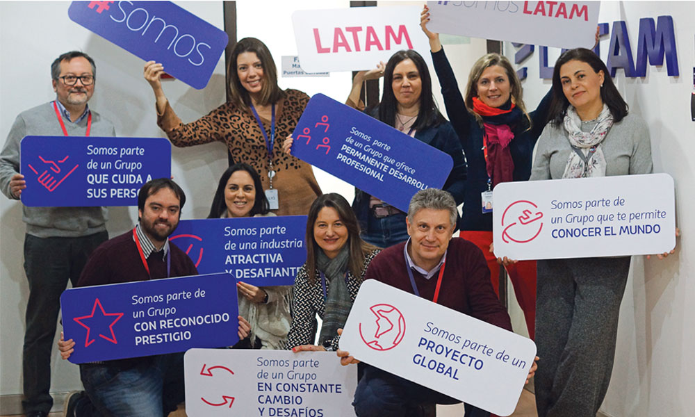 Learn about LATAM's Customer Service