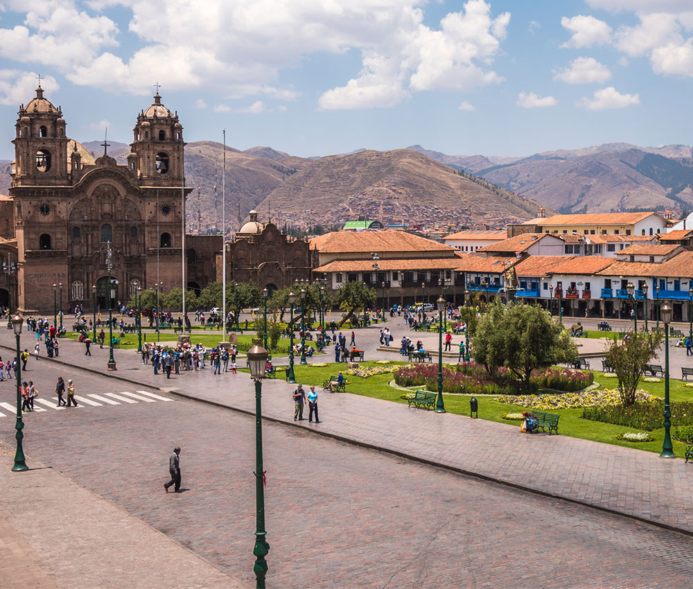 Three trips through Peru: Cusco and the Andes