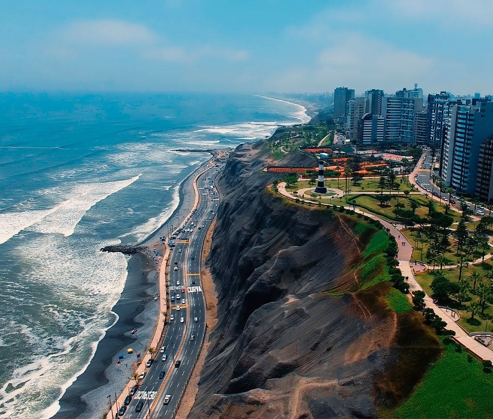 Three trips through Peru: Lima and the Pacific coast